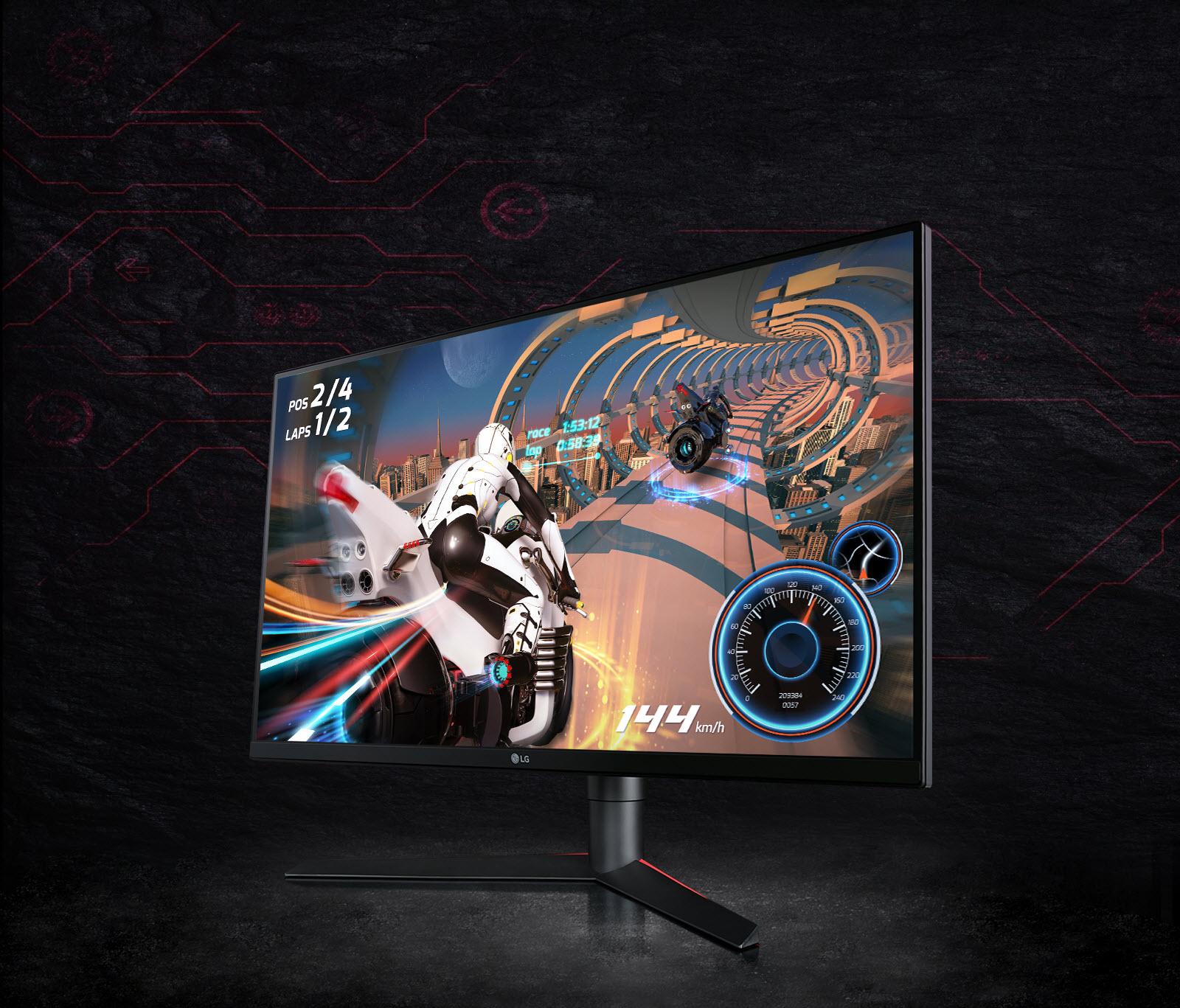 Màn hình LCD 32'' LG 32GK650F-B 144Hz FreeSync